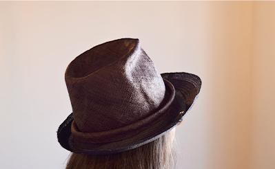 culthatさま新作帽子撮影